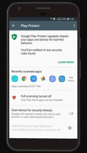playstore protect